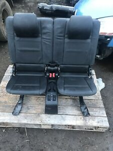 BMW With 3Rd Row Seating >> Details About Genuine Bmw X5 E70 Third Row Rear Additional Seats 3rd Row Child Seats