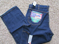 Walls Liberty Relaxed Fit Carpenter Jeans 100% Cotton Men's 42x32 Free Ship