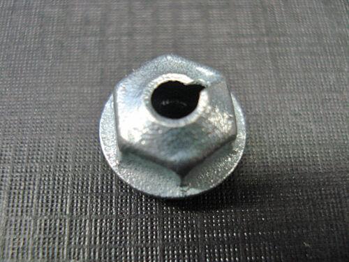 50 pcs 10-24 body trim belt fender door hood moulding clip nuts sealer fits Ford