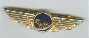 1990s iran air tours company airlines pilot wings badge ebay. Black Bedroom Furniture Sets. Home Design Ideas