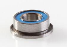 3x6x2.5mm Flanged Ceramic Ball Bearing MF63 Flanged Ceramic Bearing
