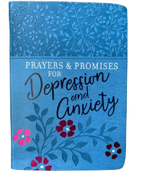 Prayers And Promises For Depression And Anxiety | eBay