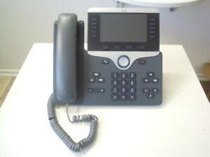 Details about Cisco CP-8851-K9 5-Line Key 5