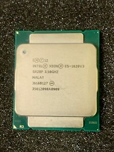 Intel-Xeon-E5-1620-v3-3-5GHz-Quad-Core-LGA-2011-3-Processor-CPU-SR20P