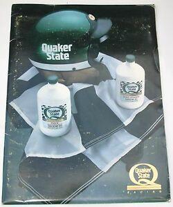 QUAKER-STATE-RACING-POCONO-500-1987-TRIPLE-CROWN-INDY-500-PRESS-KIT-PHOTOS