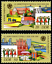 miniature 1 - EBS-East-Germany-DDR-1988-Workers-039-Festival-Michel-3168-3169-MNH