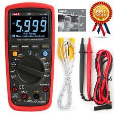 Uni T Ut139s True Rms Digital Multimeter Ac Dc Voltmeter Ammeter Loz Lpf Testkd