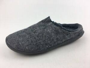 5b137f2391a Image is loading Toms-Mens-Berkeley-Slipper-Grey-Slub-Textile-Size-