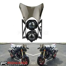 For Sachs MadAss 50 125 500 KIKASS Motorcycle Streetfighter Projector Headlight