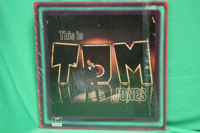 Tom Jones - This Is Tom Jones - London Parrot