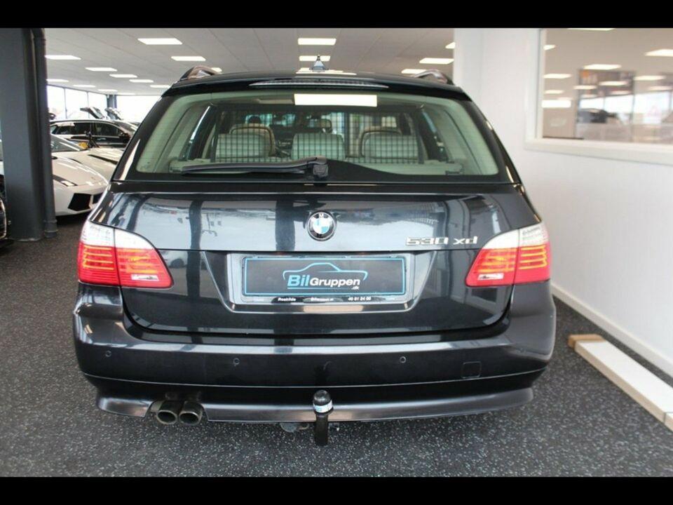 BMW 530xd 3,0 Touring Steptr. Diesel 4x4 aut. modelår 2008