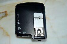 PocketWizard FlexTT5 Transceiver For Canon TTL Flashes and Digital SLR Cameras