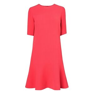 Ex Coral Dress Cayene k Size Pepper Branded In 14 L rwfqxHr