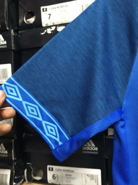 Umbro Guatemala Away Blue  Soccer Jersey 20//21 Camisola De Guate Men Medium Only