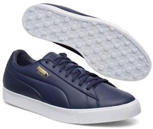 Puma-Golf-Original-G-Spikeless-Golf-Shoes-RRP-90-ALL-SIZES-Peacoat-Navy