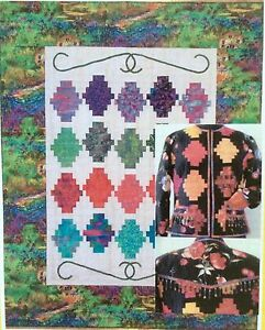 Plus Jacket Sewing Pattern Garden Party