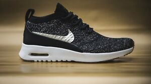 Details about W NIKE AIR MAX THEA ULTRA FLYKNIT MTLC NO LID SZ:WMNS 6 (881564 001) RETAIL:$180