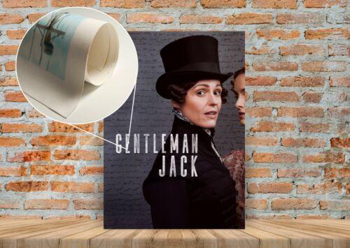A3 A4 Gentleman Jack TV Show Poster Canvas Art Print Framed Option