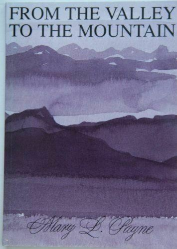 Like New, From the Valley to the Mountain, Payne, Mary L., Paperback
