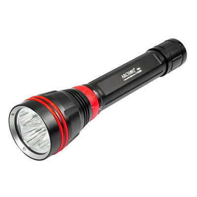 Archon WY08 DY02 Cree 4x XP-L LED Scuba Diving Light Underwater Flashlight Torch