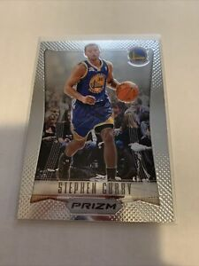 STEPHEN-STEPH-CURRY-2012-PANINI-PRIZM-72-1ST-YEAR-PRIZM-GREAT-CARD