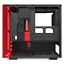 NZXT-H210i-Mini-Tower-Gaming-Case-Red-USB-3-0 thumbnail 6