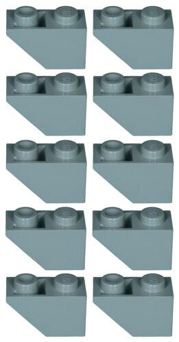 Missing Lego Brick 3665 x 10 OldGray Slope Brick 45 2 x 1 Inverted
