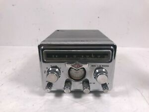 Gonset-G-66-Classic-Tube-Automobile-Mobile-Amateur-Radio-Receiver