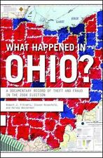 What Happened in Ohio: A Documentary Record of Theft and Fraud in the -ExLibrary