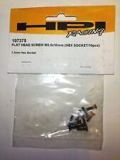 HPI Racing Caphead Screw M2.5x14mm WR8 10 HPI107891