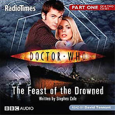 Doctor Who - The Feast Of The Drowned Part 1 - CD Album - Read By David Tennant