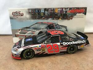 2003-Kevin-Harvick-29-034-GM-GOODWRENCH-BURNOUT-034-Monte-Carlo-1-24-Action-CWC