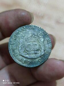 1742 Mexico 4 Reales-Felipe V