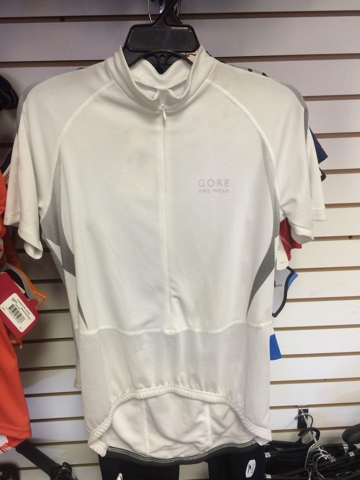 Gore Xenon Tricot White XL