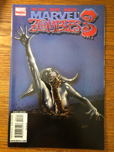 Marvel Zombies 3 #3 Marvel Dynamite Comics 2008 NM