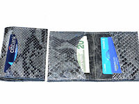 Genuine Snake Skin Wallets High Quality Made In Usa