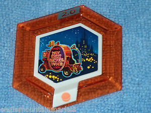 DISNEY INFINITY 2.0 ORIGINALS Power Discs inc Main Street Electric Light Parade