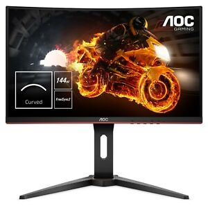 AOC-C27G1-27-inch-LED-144Hz-1ms-Gaming-Curved-Monitor-Full-HD-1080p-1ms-HDMI