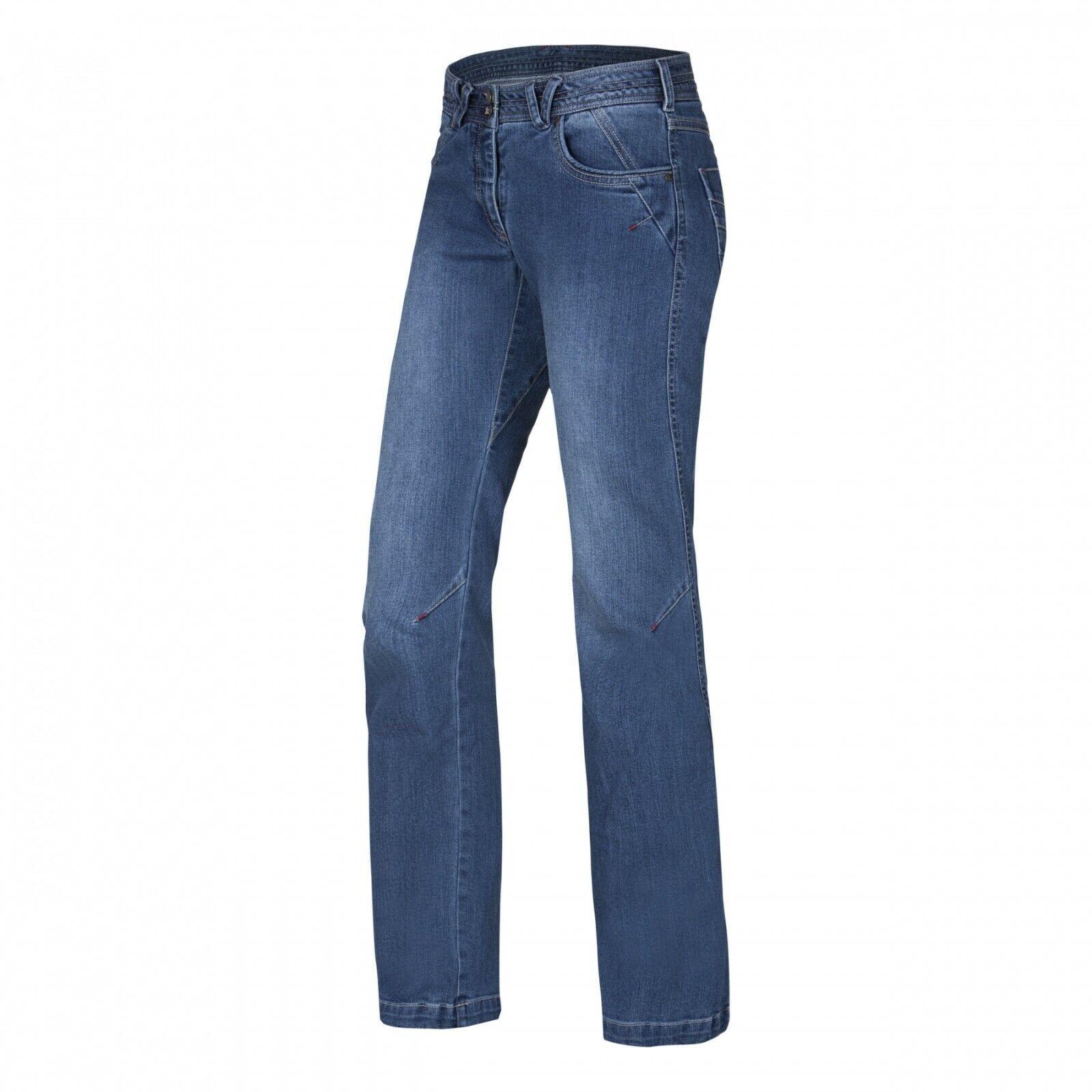 Ocun Medea Jeans Donna Elasticizzati Roautobusto Boulderjeans da Arrampicata per