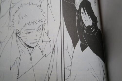B5 24pages NARUTO doujinshi Naruto X Sasuke Log Soko no naka