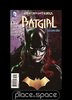 BATGIRL, VOL. 4 #16 - DEATH OF THE FAMILY