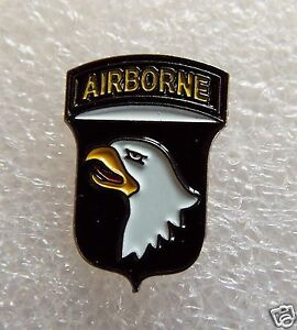 Details about 101st Airborne Division enamel pin / lapel badge Air Force  Air Display Team