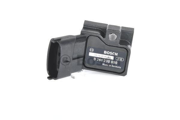 Bosch MAP Sensor Boost Pressure Manifold 0261230090 - GENUINE - 5 YEAR WARRANTY