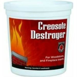 Meeco S Red Devil 14 1 Pound Creosote Destroyer