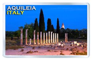 AQUILEIA ITALY MOD2 FRIDGE MAGNET SOUVENIR IMAN NEVERA