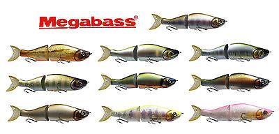 Megabass I Slide 185 - Hard Body Swimbait -  Japanese Fishing Lure