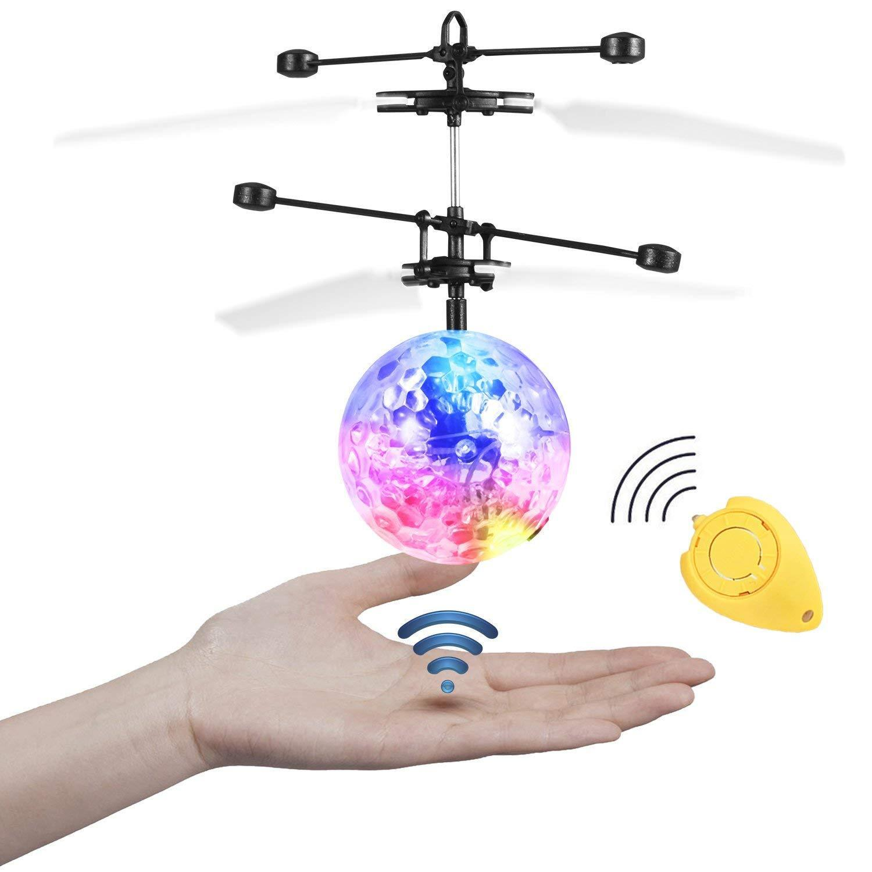 RC Flying Flying Flying Bal Ball, Classic Transparent No Remote Control e2dbdd