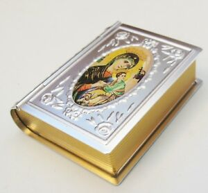 Rosary / keepsake small gift box Our Lady of Perpetual Help