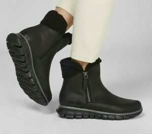 Synergy Ankle boots Black UK Size