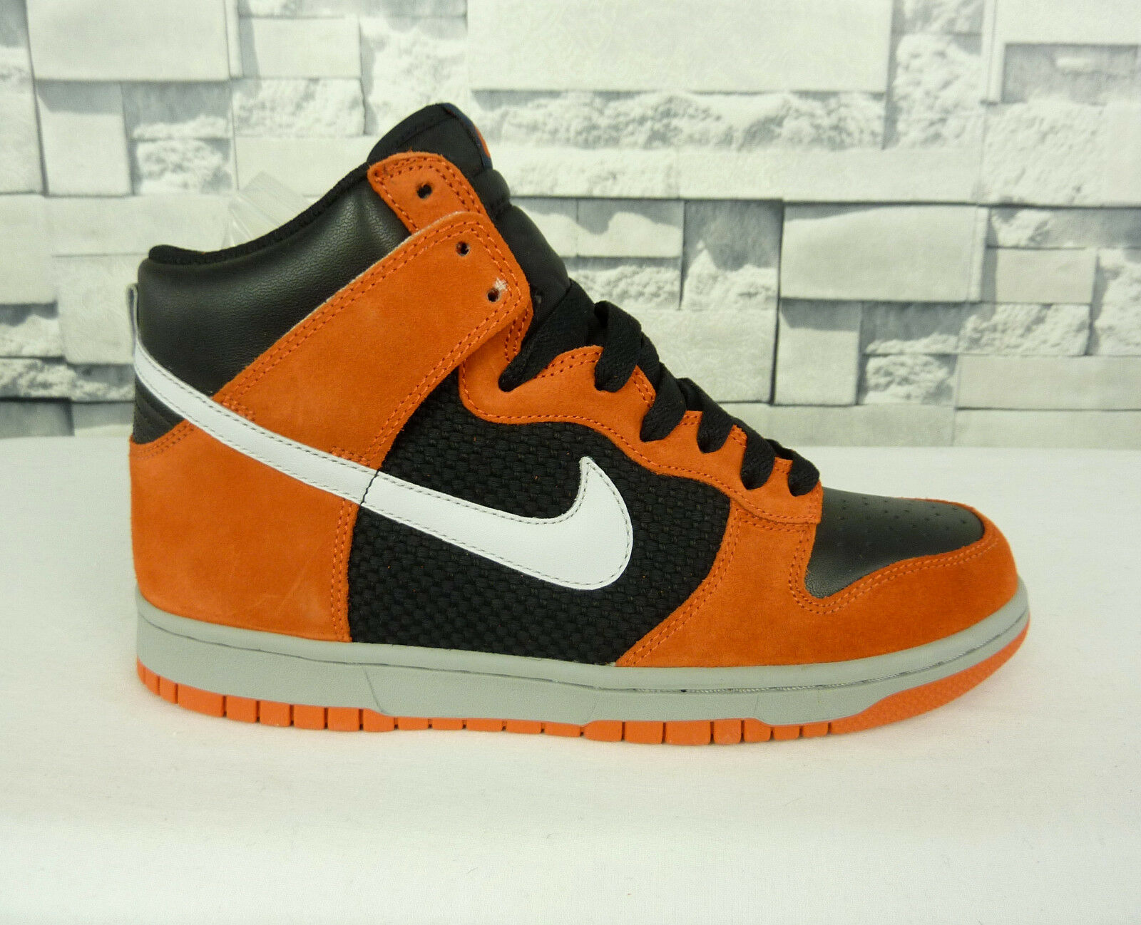 NIKE DUNK HIGH FR Baskets BASKETS TAILLE 8.5 US 42 FR HIGH COLLECTOR DEADSTOCK e52b3b